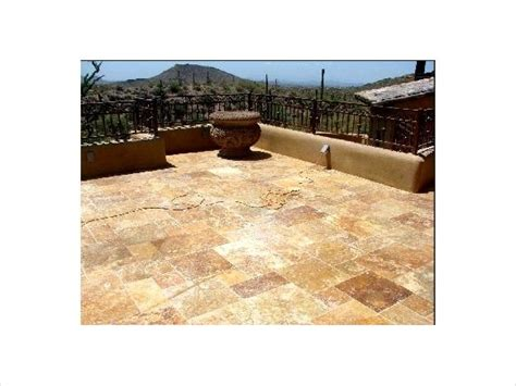 travertine backyard 15 best images about travertine patios on pinterest