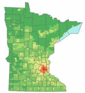 In Mn Demographics Of Minnesota