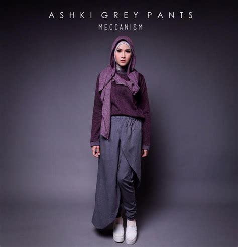 design baju zaskia adya mecca contoh gaya casual pakaian muslim wanita ala zaskia adya