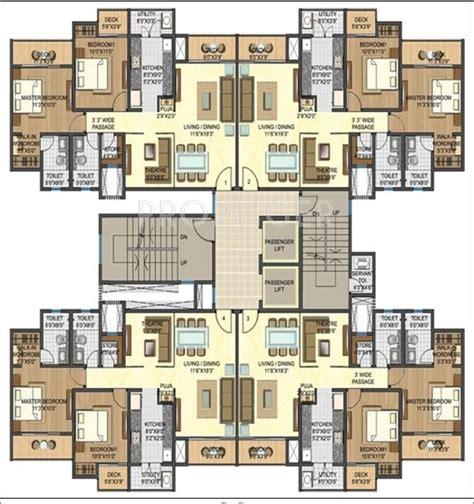 2 bhk apartment floor plans lodha casa gold in dombivali mumbai price location