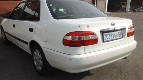 2001 toyota corolla fuel economy toyota corolla 1 3 2001 technical specifications