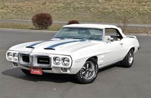1969 Pontiac Trans Am 1969 Pontiac Trans Am Side Profile Photo 4