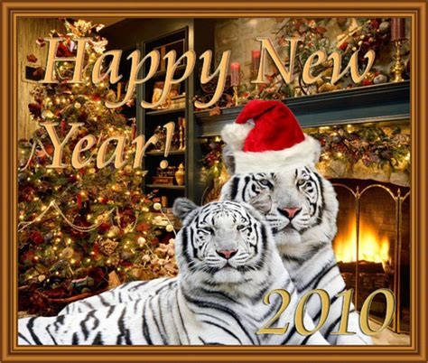new year tiger happy new year 2010 the year of the tiger create a