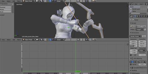 blender tutorial for animation edit mixamo animation in blender blender stack exchange
