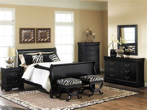 Black Furniture Bedroom Making An Amazing Bed Room With Black Bedroom Furniture