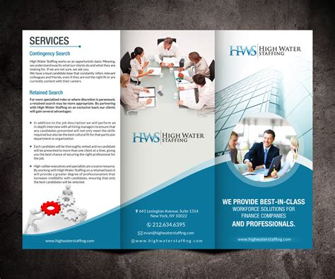 How To Design A Company Brochure by Playful Finance Brochure Design For A Company By