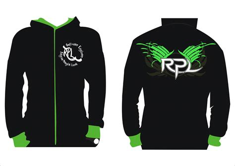 desain jaket dengan coreldraw x4 pandu design kumpulan tribal dan vector