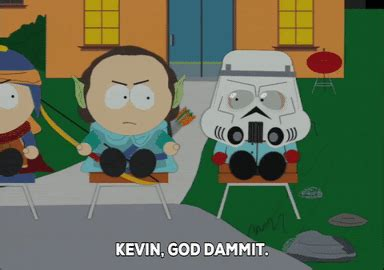 star wars costume gif by south park find & share on giphy