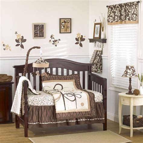 beautiful and comfortable bedding sets for baby nursery