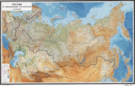russia map atlas highly detailed russian topographical map of australia