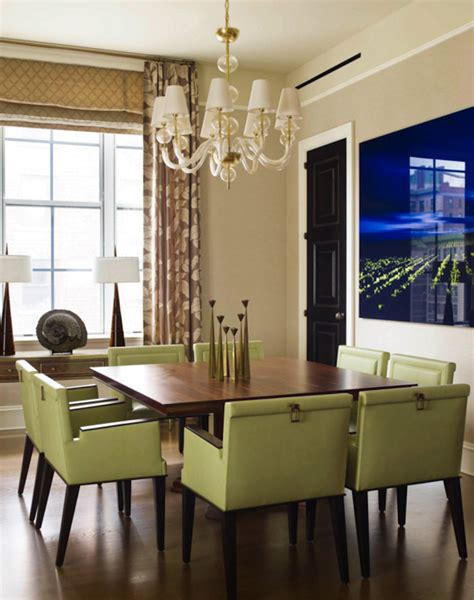 the modern dining room 10 superb square dining table ideas for a contemporary