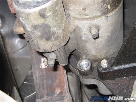 ford f150 starter 4 6l 5 4l ford f 150 starter replacement