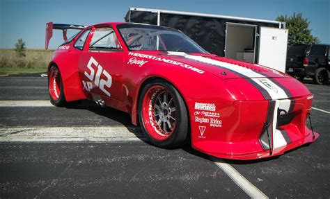 widebody porsche 944 porsche 944 widerstandsfahig widebody autocross