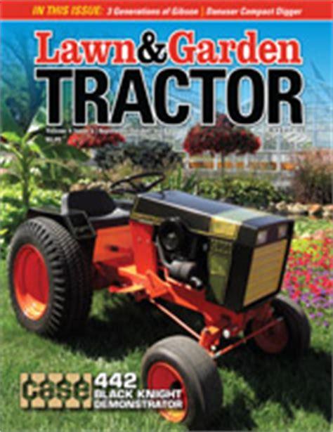 Lawn And Garden Tractor Magazine by Lawn Garden Tractor Magazine