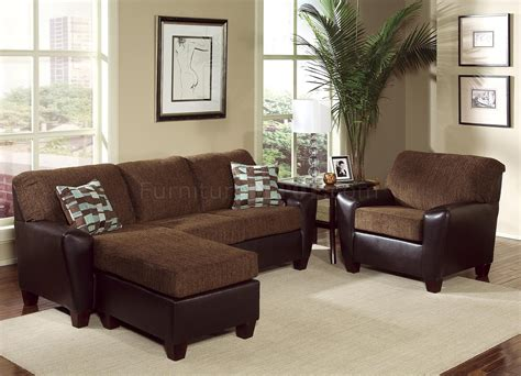 two tone living room two tone brown contemporary living room w cushioned seats