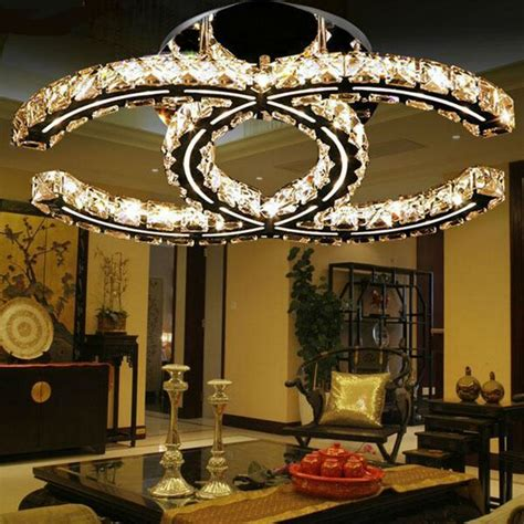 living lighting home decor modern crystal chandelier lighting for living room pendant