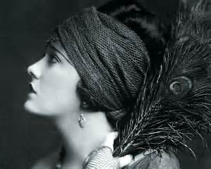 names of 1920s hairstyle gloria swanson 1920s turban l avenir