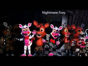 Fan mades adventure animatronics sings fnaf song funnycat tv