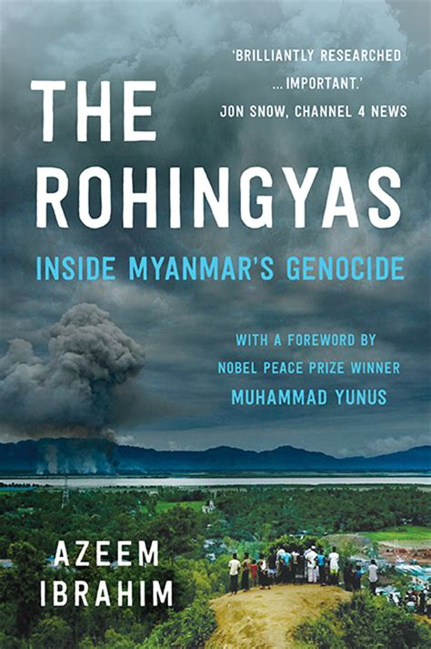 the rohingyas inside myanmar s genocide books hurst publishers an independent publisher since 1969