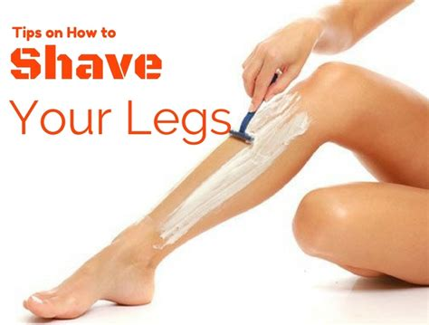 12 Tips On How To Shave Your Legs by Tips On How To Shave Your Legs Properly