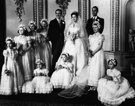 princess margaret party princess anne was a bridesmaid for princess margaret s