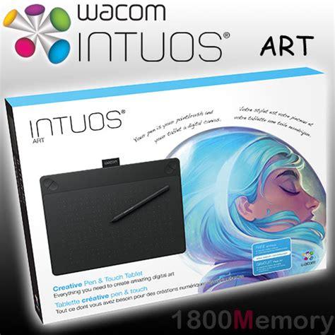 Wacom Intuos Pen Tablet Medium Cth 690 wacom intuos pen touch medium tablet cth 690 black