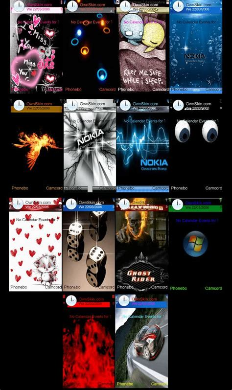 java themes downloadwap com mobile themes