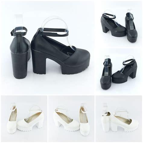 Sepatu Wanita Sepatu Wedges Sepatu Heels 6 jual shh8829 beige sepatu heels 6 5cm grosirimpor