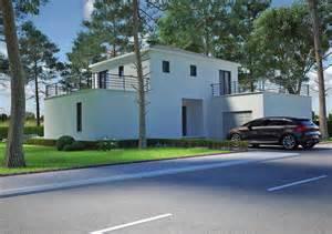 villa contemporaine 130m2 etage mod 232 le lavande salon