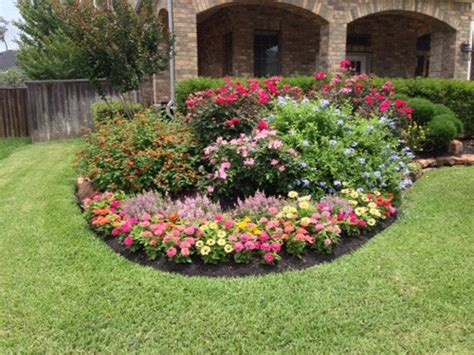 front yard flower bed landscaping ideas flipiy com