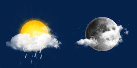 animated weather icons  behance