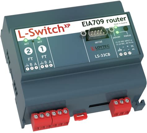 L On Switch by L Switch Cea 709 Router