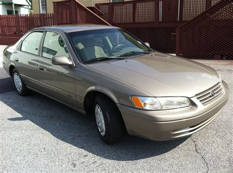 1999 Toyota Camry Le 1999 Toyota Camry Pictures Cargurus