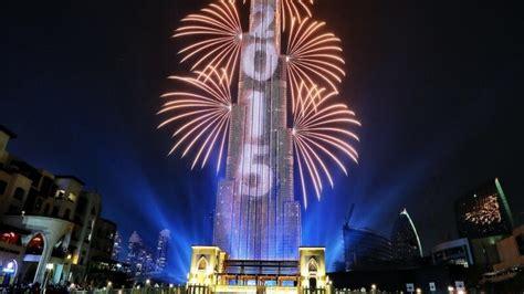 dubai new year countdown new year celebrations in dubai the countdown begins
