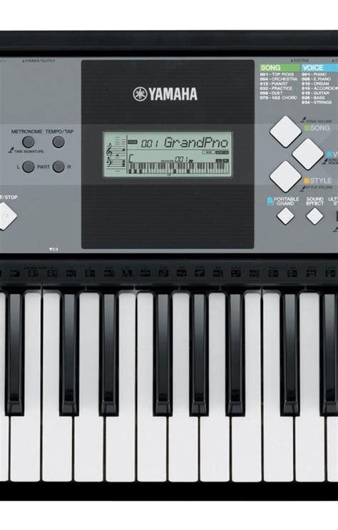 Keyboard Yamaha E233 yamaha psr e233 keyboard music2u my