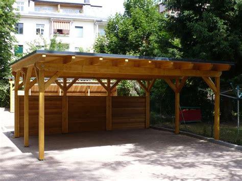 carport carport mit integriertem lagerraum welcher
