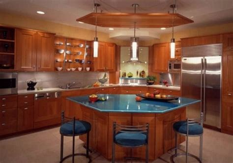 l shaped island in kitchen l shaped kitchen designs hometone