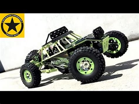 Rc Rock Crawler 24g Scale 112 Upgrade Version unboxing running wltoys 12428 1 12 4wd crawler rc car