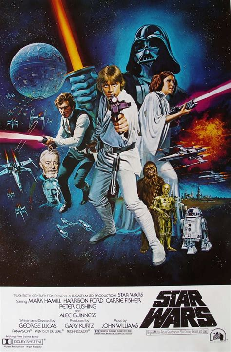 Paramount Home Decor May The Force Be With Us Vintage Star Wars Posters