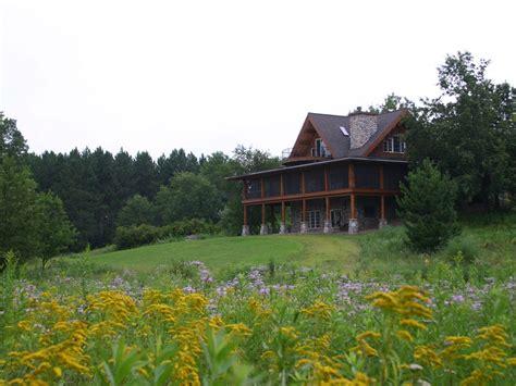 maison nature et bois 823 prime maison en bois rond sur 600 acres de terrain bois 233
