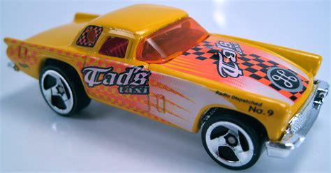 Hotwheels 2002 57 Roadster Th Metalflake Light Green 57 t bird 2001 turbo taxi series yellow