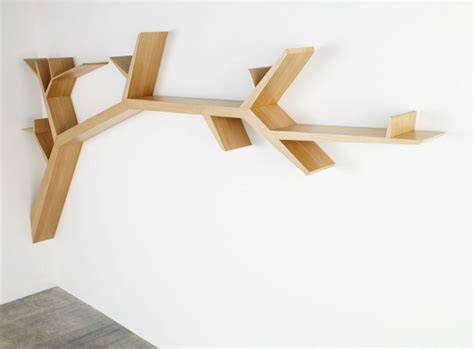 branch bookshelf by olivier doll 233 homedsgn