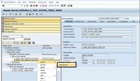 sap jco tutorial sap to java cross platform developement with sap