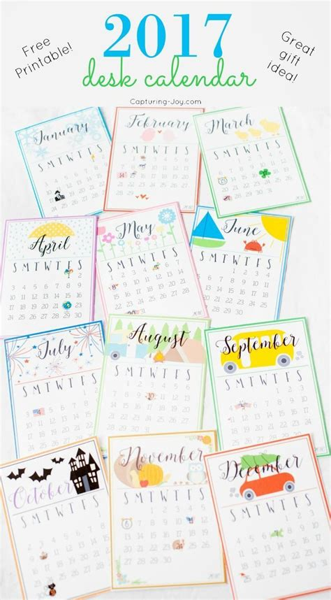 funny desk calendars 2017 394 best images about printables typography on pinterest