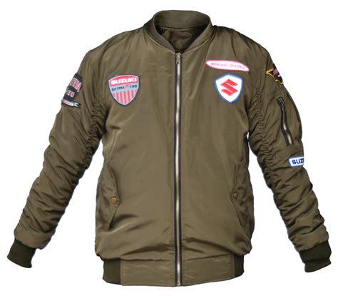 Jaket Motor Trendy Dan Keren beli motor suzuki sekarang bisa dapat back dan jaket keren kaya jokowi kobayogas