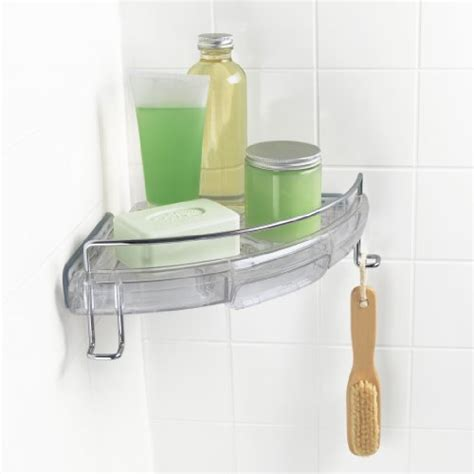 Oxo Good Grips Press Sure Corner Shower Caddy Home Garden Oxo Bathroom Accessories