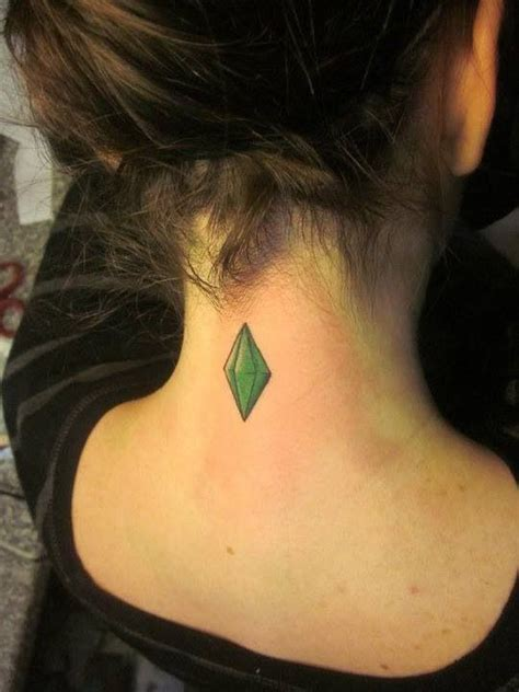 sims 3 tattoos best 20 gem ideas on