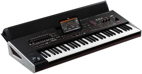 Keyboard Korg korg pa4x 61 pack paas keymusic
