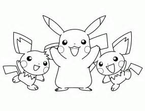 what color is pikachu pikachu and satoshi quot quot coloring pages