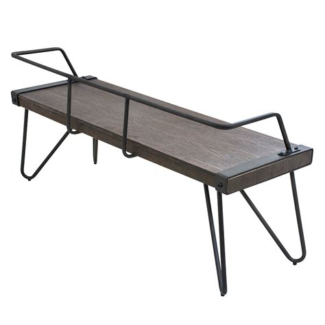 bench back angle modern benches sesto bench eurway furniture